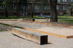 Výsledek obrázku pro mlat lavička Playground, Wood, Garden, Children Playground, Garten, Woodwind Instrument, Timber Wood, Lawn And Garden, Gardens
