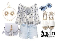 """""""Untitled #125"""" by ivana-j ❤ liked on Polyvore featuring Topshop, WithChic and Pinko"""