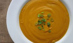 Sweet Potato Soup | Further Food