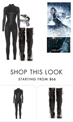Designer Clothes, Shoes & Bags for Women Underworld Movies, Marvel Inspired Outfits, Spy Outfit, Sword Necklace, Costume Ideas, Costumes, Edgy Makeup, Fandom Fashion, Fandom Outfits
