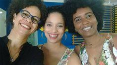 Trio maravilha começando agora o I Workshop para Mulheres Empreendedoras de Salvador!