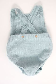 Do you crochet? Crocheting and knitting are such wonderfully relaxing pastimes. Even if you've never held a crochet needle Knitted Baby Clothes, Knitted Romper, How To Start Knitting, Knitting For Kids, Tricot Baby, Diy Crafts Knitting, Knitting Patterns Boys, Baby Boy Outfits, Baby Dress