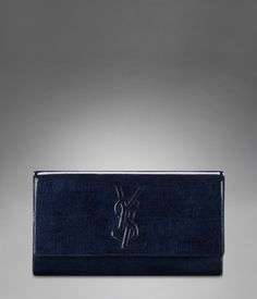 Love this clutch...great color and perfect for a night out! my 1st YSL purchase