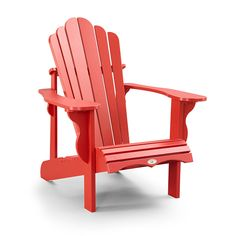 Adirondack chair by leisure line patio treatments for Sillas para water
