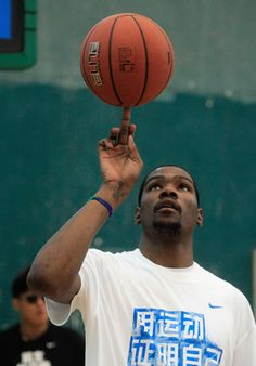 Kevin Durant: Profiles GQ