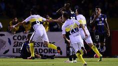 Boca Juniors vs Independiente del Valle EN VIVO: juegan por Copa Libertadores.