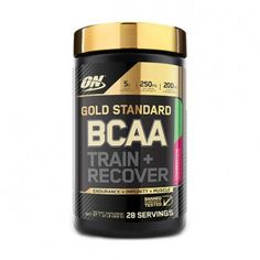 Optimum Nutrition Gold Standard BCAA Train and Recovery - Supps R Us
