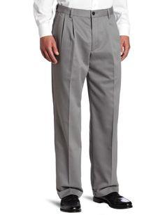 Amazon.com: Dockers Men's Comfort Waist Khaki D3 Classic Fit Pleated Pant: Clothing