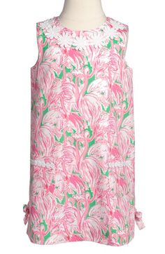 Lilly+Pulitzer®+'Little+Lilly'+Shift+Dress+(Toddler+Girls,+Little+Girls+&+Big+Girls)+available+at+#Nordstrom