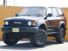 ランクル80 丸目換装×5インチUP ワイルドクラシックスタイル  Toyota Landcruiser80 FZJ80G