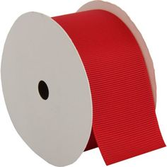 "Threadart Grosgrain Ribbon - 1 1/2"" Width - 10 yd Roll - 25 Colors"