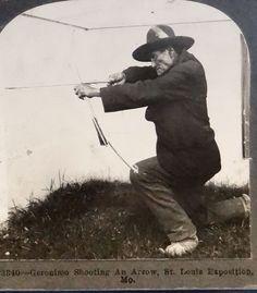 GERONIMO , 1904