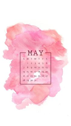 #iPhone #iPhone_Wallpaper #may #illustrator #calendar