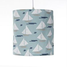 Harriet Bee Linen Drum Pendant Shade