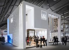 L&L stand - Light+Building 2016 - Luce&Light