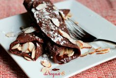 Brandi's Sweet Chocolate Crepes from