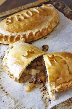 Classic Cornish Pasties. The pasty's best known association stems from the 1800s when it evolved to meet the needs of the Cornish tin miners. The pasty was a complete, hand-held hot meal, usually consisting of meat, potato, onion and swede in a pastry casing. More