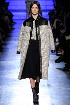 Emanuel Ungaro Fall 2014 Ready-to-Wear Collection Slideshow on Style.com