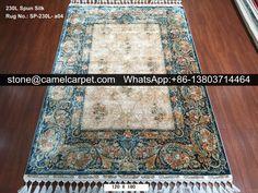 230L silk carpet #turkeycarpet#turkeyrug#carpet#rug