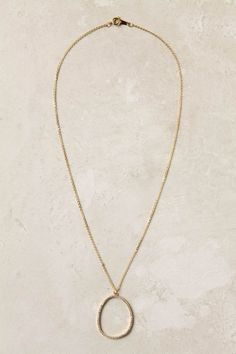 Lapsed Meridian Necklace