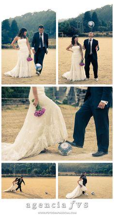 futbol trash the dress www.fotografiasocial.com