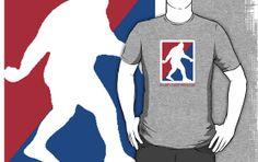 MLB Major League Bigfooting by thebigfootstore #bigfoot #sasquatch #findingbigfoot