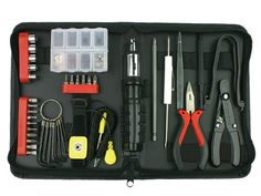 in the picture:Rosewill 45 Piece Premium Computer Tool Kit RTK-045 lots of color options – get more info:https://www.amazon.com/dp/B0045KYOGM    Welcome to my pros and drawbacks consumer reports of the Rosewill 45 Piece Premium Computer Tool Kit RTK-045 . My purpose in this review will  be to a...