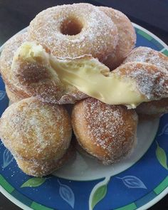 Donut Cheese Simple
