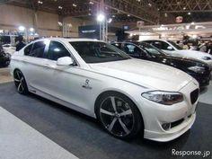 【東京オートサロン11】やりすぎないギリギリでBMWにマッチ 3D Design - BMW F10 3D Design edition - 写真 - 307747 -   レスポンス自動車ニュース(Response.jp)