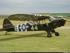 Piper L-4J Grasshopper (J-3C-65D)