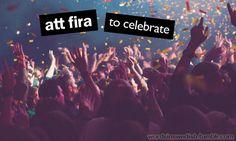 att fira