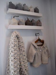 knits display - wisp yarn shop