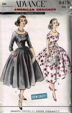 1950s Evening dress