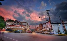Narrowsburg, NY - Great small town in mid-upstate NY. I lived here for 3 years.