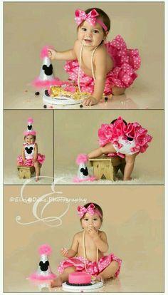 Adorable Tutu Minnie