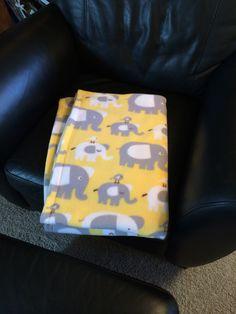 Fleece blanket for Will