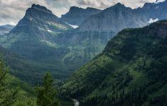 13. Waterton Glacier International Peace Park (워터턴글래시아국제평화공원)