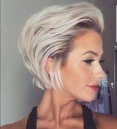 Blond Lang Pixie Haar