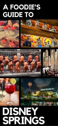 The best new Disney Springs restaurants rated by a big-city foodie.