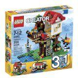 LEGO Creator Treehouse Building Set - $23.21! - http://www.pinchingyourpennies.com/lego-creator-treehouse-building-set-23-21/ #Amazon, #Legos, #Pinchingyourpennies, #Treehouse