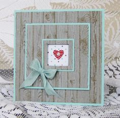 The Little Pearl Heart by meisu4 - Cards and Paper Crafts at Splitcoaststampers
