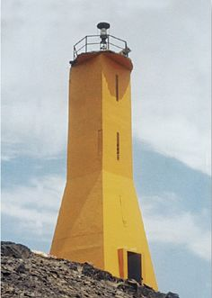 Morro Calvario #lighthouse [1978 - Samanco, Chimbote, #Peru] http://www.roanokemyhomesweethome.com