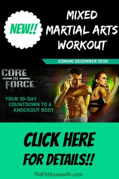 Core De Force: Details About The Newest Mixed Martial Arts Program From Beachbody Martial Arts Quotes, Martial Arts Workout, Les Mills Combat, Body Beast, Green Tea For Weight Loss, Martial Arts Techniques, Body Weight Training, Fitness Design, Mixed Martial Arts