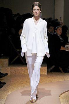 Céline Spring 2011 Ready-to-Wear Fashion Show - Ann Catherine Lacroix (ELITE)