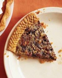 Maple Bourbon Pecan Pie Recipe   Martha Stewart
