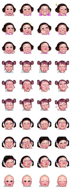 Smiling face Collection – LINE stickers Cute Wallpaper Backgrounds, Wallpaper Iphone Cute, Cute Cartoon Wallpapers, Galaxy Wallpaper, Funny Happy Face, Funny Faces, Happy Faces, Girl Memes, Girl Humor