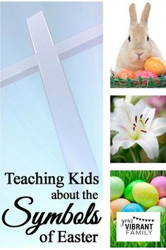 Have you ever wondered where the typical Easter symbols came from and their meanings? The answers may surprise you!