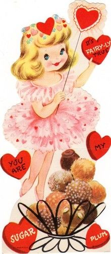 Lovely Ballerina card  why don't they make them like this anymore