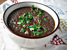 Brazilian Black Bean SoupBy Mark Hyman, MD Published: May 17, 2010Yield: 4…