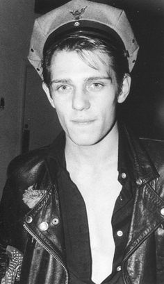 Paul Simonon//babe of the day